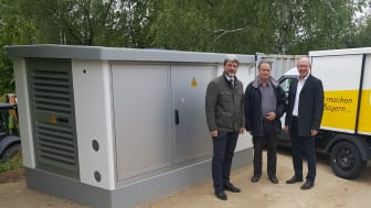 Bayernwerk gestaltet Energiezukunft