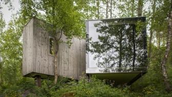 Juvet landskapshotell. Foto: Per Ritzler / Statens Vegvesen