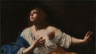 Artemisia Gentileschi, Mary Magdalene penitent