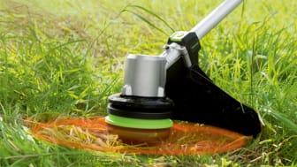Innovation på EGO:s nya batteridrivna trimmer