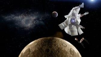 """""""Astronaut"""": världspremiär i ett mellanstadieklassrum – om genus och rymdäventyr"""