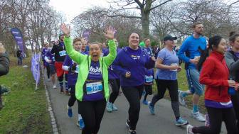 Newcastle runners raise over £20,000 for the Stroke Association