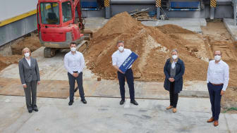 Lufthansa Cargo lays foundation stone for new art warehouse at Frankfurt hub