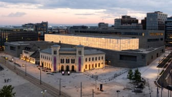 The National Museum exterior with Light Hall_photo by Borre Hostland.jpg