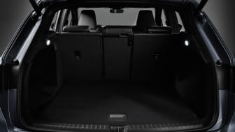 Audi Q4 e-tron bagagerum
