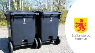 Ohlssons tar över renhållningen i Staffanstorps kommun, där det finns möjlighet att välja fyrfackskärl