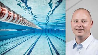 Michael Svensson, Teknisk chef för plattsättning, Sika Sverige