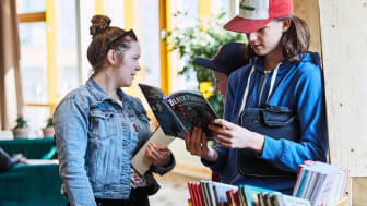Sveriges biblioteksstatistik 2019: Stark e-bokstrend och något fler skolbibliotek