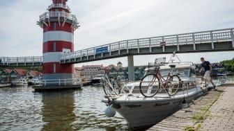 Vom Hafendorf Rheinsberg aus kann man zu ausgiebigen Törns bis nach Mecklenburg Vorpommern starten. Foto:  TMB-Fotoarchiv/TV Ruppiner Seenland e.V./Studio Prokopy.