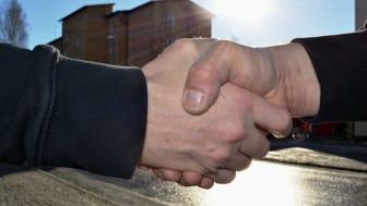 Nytt samverkansavtal mellan Skellefteå kommun och polismyndigheten i Skellefteå för 2011-2012