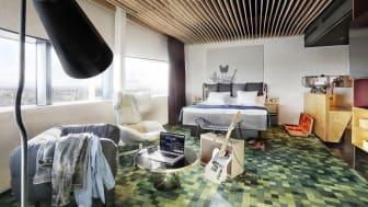 U&Me – ett av Sveriges 100 mest intressanta hotell.