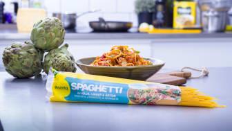 Risenta lanserar fler nyheter i pastahyllan