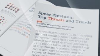 Hvert tredje mailangreb mod virksomheder varer over en uge