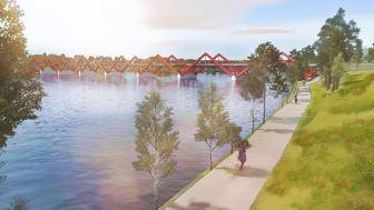 Kauno Tiltai får uppdraget att bygga Karlgårdsbron