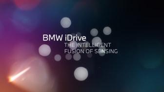 BMW presenterar framtiden för iDrive i samband med CES 2021