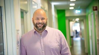 """Patric """"Putte"""" Lundström (S) tillträder den 1 oktober rollen som vice ordförande i kommunstyrelsen."""
