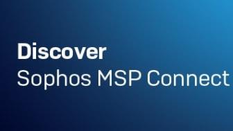 MSP-Webbinar: Så kan din affär växa med Sophos program MSP Connect