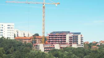Brf Viva byggs i Guldheden, ett central och attraktivt läge i Göteborg.