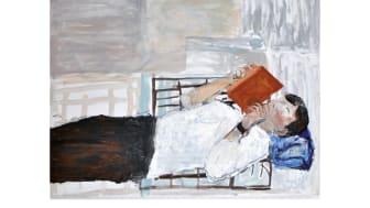 'Böcker och läsare' visas på Alva kultur i januari