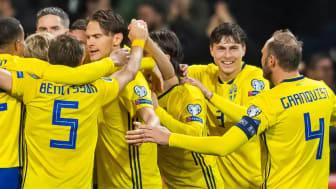 Hur kommer det at gå för Sverige denna gång? Mobilen ger dig senaste nytt från EM.