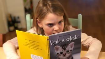 Leseløver er en serie lettlestbøker for barn som er i ferd med å lære å lese, og for de som har knekket lesekoden. Dette er bøker som inviterer til lystbetont lesetrening og som er tilpasset den enkeltes ferdighetsnivå. og