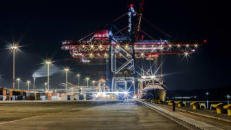 Under julveckan slår APM Terminals rekord i antal lastade och lossade containrar under hela 2019.