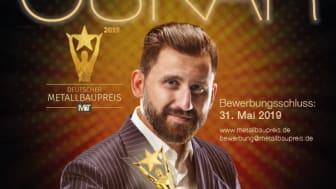 Deutscher Metallbaupreis 2019 und Feinwerkmechanikpreis 2019 ausgelobt