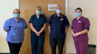 Dr Joanne Atkinson; Prof Debbie Porteous; Prof John Unsworth and Dr Caroline Jeffery