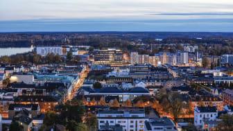 Växjö ska bli en fantastisk plats att bo, leva och verka i för våra invånare, företag och besökare idag och i framtiden. Foto: Anders Bergön