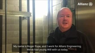 Allianz Engineering Site Visit