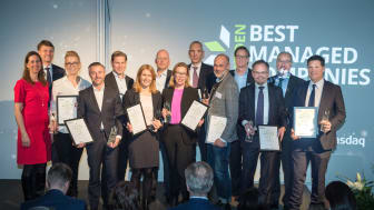 2019 Sweden's Best Managed Companies