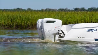 Hi-res image - Cox Powertrain - Cox Marine has brought the production of the PTT (power, tilt and trim) in-house to keep up with demand for the CXO300 diesel outboard engine
