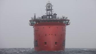 'Esvagt Bergen' og søsterskibet 'Esvagt Stavanger' er klar til yderligere tre år på kontrakt.