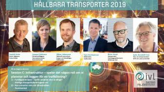 Hållbara transporter 2019 den 14 november 09.00-17.00