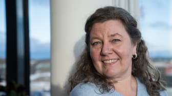 Charlotte Haagendrup (C), formand for Kultur- og Erhvervsudvalget i Egedal Kommune, drømmer om, at det ikke kun er de meget historisk interesserede, der ved hvilke fantastiske historier, der knytter sig til området. Foto: Emil Helms, Ritzau Scanpix.