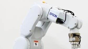 Robot yang Telah Menggunakan S250 Series Force Sensor