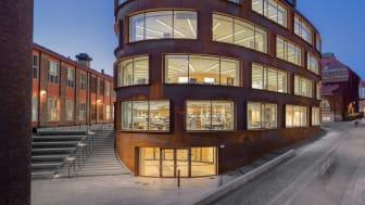 Arkitekturskolan utsedd till Årets Stockholmsbyggnad 2016