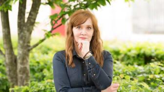 Författarfoto,  Audur Ava Olafsdottir