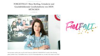 Mara Bertling im Interview