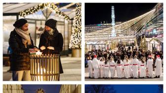 Julsatsning i Stockholm City