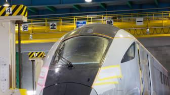 Hitachi building new intercity train for TransPennine Express