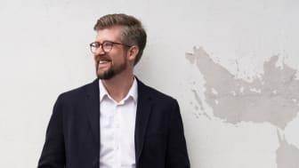 Johan Mårtensson, Duni Group's Business Development & Innovation Manager