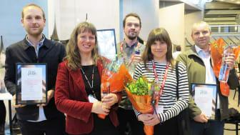 Johanneberg Science Park vinner Glaspriset 2016!