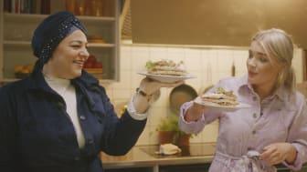 Kebabsmörgåstårtan konkurrerar ut det klassiska fredagsmyset