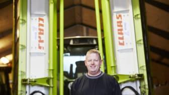 """""""Her holder vi maskinerne i gang for 3 kr. pr. hektar"""""""