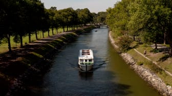 Ecosightseeing - eldrivna båtturer märkta Bra Miljöval