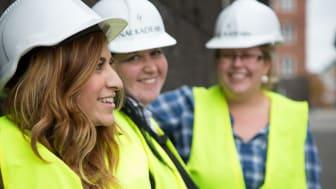 Kompetensutveckling för byggbranschen. Nackademin startar kurser för platschefer.