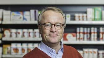 Oddbjørn Tysnes, direktør for næringspolitikk i Apotekforeningen