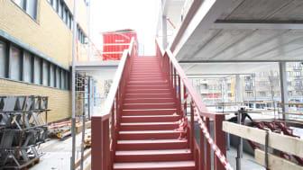 Skal till trappa