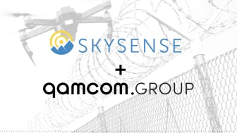 Qamcom Group invests in Skysense, a company that brings safety and security to the airspace